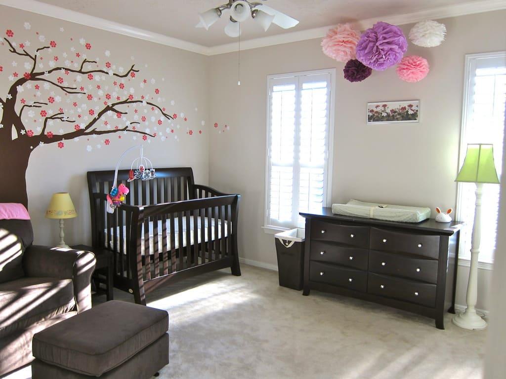 мебель для новорождённого