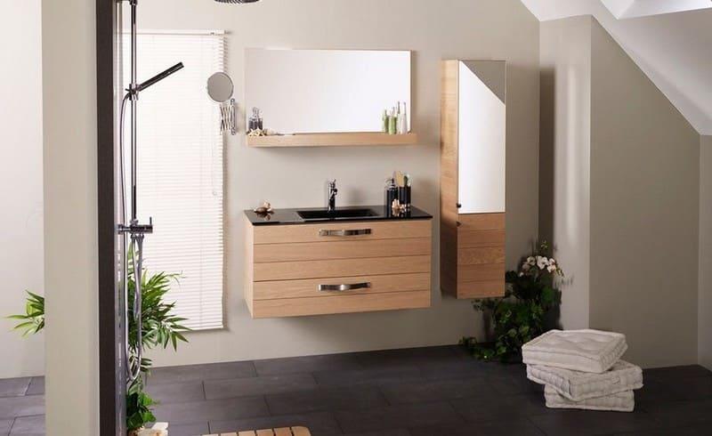 оригинальная мебель ванной