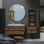 Оригинальная мебель для ванной: варианты выбора
