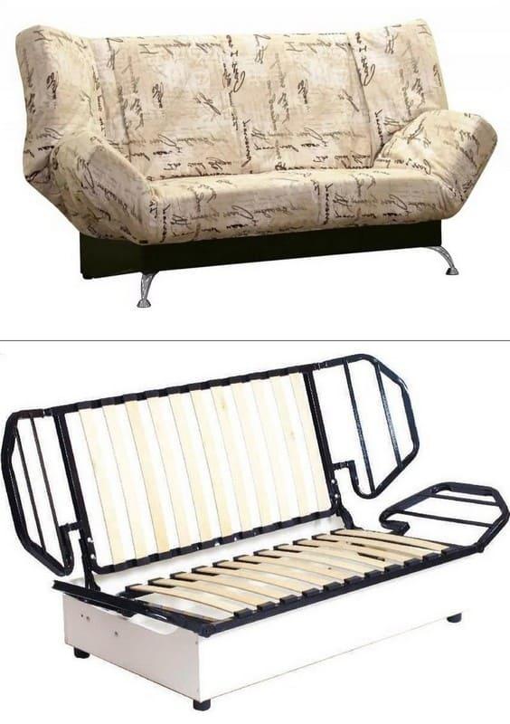 диван «клик-кляк»