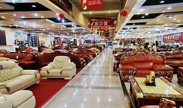 мебель в Китае