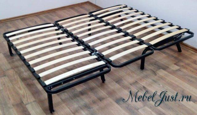 Механизм трансформации диван аккордеон